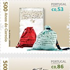 Postal Service in Portugal - 500 Years