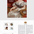 Queen Mary II of Portugal - Brochure with Set and M/S
