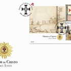 700th Anniversary of the Founding of the Order of Christ - FDC M/S
