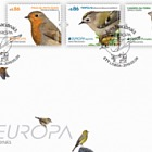 Portugal - Europa 2019 - FDC Set