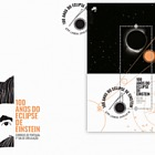 The 100th Anniversary of Einstein's Eclipse - FDC M/S