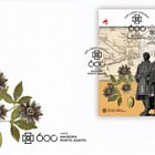 600 Years of the Discovery of Madeira - FDC M/S
