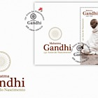 Mahatma Ghandi - 150 Years - FDC M/S
