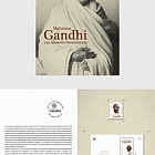 Mahatma Gandhi - 150 Years - Brochure with Set & M/S