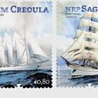 Sagres and Creoula Ships