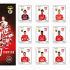 Personalised Stamps - Benfica - Booklet