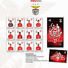 Personalised Stamps - Benfica - Pack
