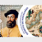 500th Ann of the Navigation of the Strait of Magellan
