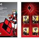 Personalized Stamps DC Comics - Harley Quinn