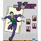 Personalized Stamps DC Comics - Joker - Collector's Sheet with Set