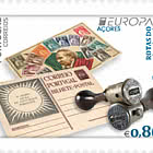Azores - Europa 2020 - Ancient Postal Routes