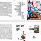 Festivities Divino Espirito Santo - Azores - Brochure with Stamps and Miniature Sheet comes as CTO
