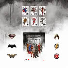 Justice League - First Day Sheet (Mint)