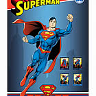 Personalisierte Briefmarken DC Comics - Superman