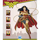 Personalisierte Briefmarken DC Comics - Wonder Woman