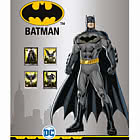 Personalized Stamps DC Comics  - Batman