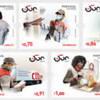 500 Years of the Postal Service in Portugal