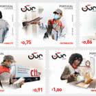 500 Anni Di Servizio Postale In Portogallo
