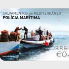 Franking Labels Mediterranean Rescues