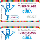 Franking Labels - World Tuberculosis Day - Healthy