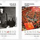 Portugiesische Kommunistische Partei - 100 Jahre