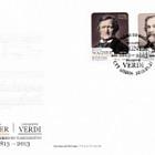 Richard Wagner & Giuseppe Verdi- (FDC Set)