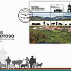 Terras De Barroso - World Agricultural Heritage - FDC M/S