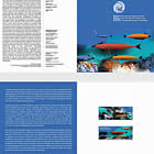 United Nations Decade Of Ocean Sciences For Sustainable Development - Brochure with Set Comes as CTO