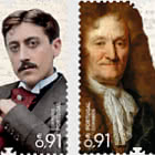 World Figures from History and Culture Jean De La Fontaine and Marcel Proust