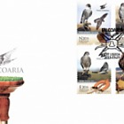 Falconry- (FDC Set)