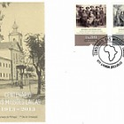 Centenary Of The Lay Missions In Africa- (FDC Set)