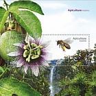 Souvenir-Sheet Apiculture - Madeira 1