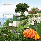 Souvenir-Sheet Apiculture - Madeira 2