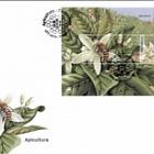 Apiculture - Portugal- (FDC M/S 2)