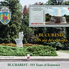 Bucharest, 555 years of Existence