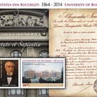 150 years, University of Bucharest