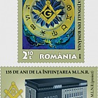 135 years The National Grand Lodge of Romania