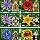 Flowers' Clock