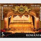 Ateneo rumano – 125 años desde su inauguración