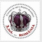 Las coronas de los reyes de Rumanía