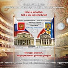 Romania 2013 Souvenir Sheet - Culture and Spirituality: sustainable partnership - Romania and Russian Federation