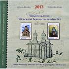 Día del Sello 2013 Monasterio Antim – 300 años