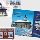 Emisión conjunta de Rumanía-Ucrania,