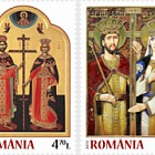 Homage Year of Saint Emperors Constantine and Helen