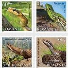 Reptiles de Rumanía