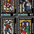 "Stained Glass Windows - ""Eng. Dumitru Furnica-Minovici"" Western Old Art Museum"