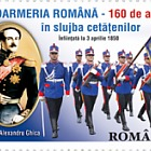 Romanian Gendarmerie – 160 years