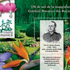 150 years since the inauguration of the Botanical Garden of Bucharest, 1860-2010