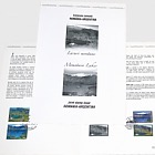 Joint stamp issue Romania-Argentina: Mountain lakes