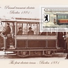 Electric trams